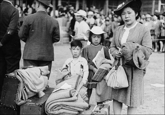 Japanese internment in canada essay